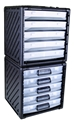IDS Cabinet with (5) trays & (5) 999-2 boxes - 8500JT