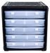 IDS Cabinet with 5 trays & 5 T-900 boxes - 8500ST