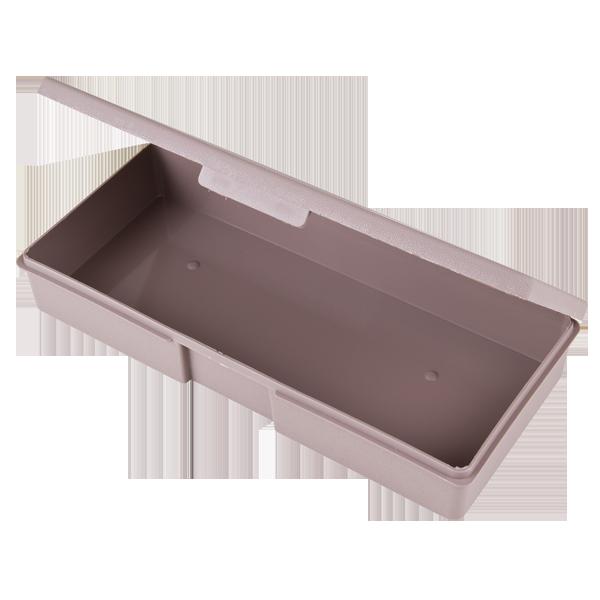 V501 One Compartment Box