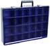 1024-2, 24-Compartment Large Satchel-Style Case - 1024-2
