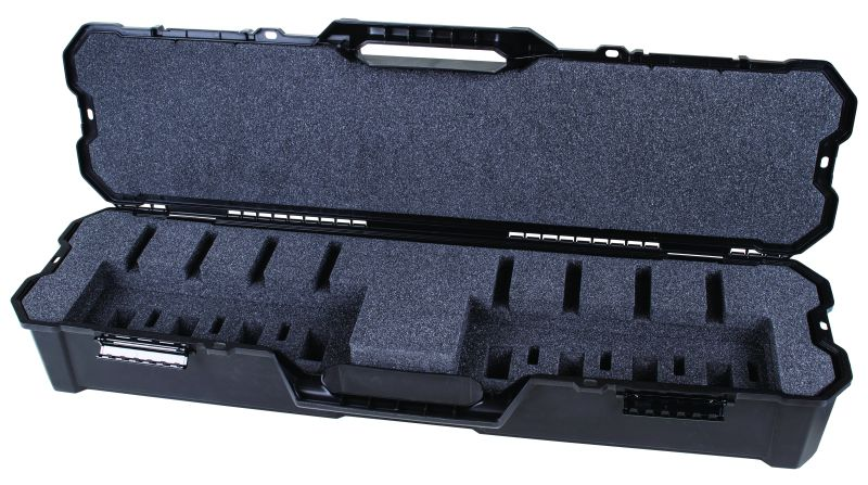 8 Pistol Linesman Case case,all purpose case,linesman, linesman case,long case, large case, plastic case, storage, 7450BG,gun case,pistol,pistol case,