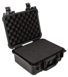 Medium HD Series w/Foam all weather, airline cases, waterproof, water proof, pelican, pelican cases, air valve, cases, case, 1410AW, 1410AWF