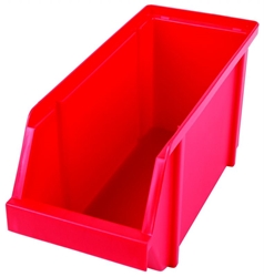 Red Bin Red Bin,red storage bin