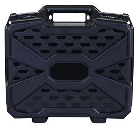 Small Tactical cases,double deep,deep case,plastic case,gun storage,gun case,pistol case, deep case, 6791DDC, Small Tactical