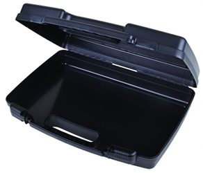 "Tradesman 17"" (43.18 cm) tradesman, convoluted foam, plastic cases, durable cases, weapon storage cases, cases with foam, firearm cases, industrial cases, customizable cases, OEM cases, sample kits, sample cases, flambeau cases, plastic packaging, blue diamond, kits, kit case, 17"", 6785TC"