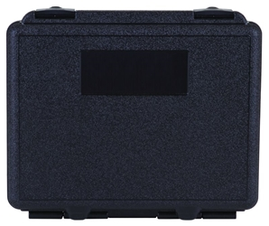 "Infinity 12"" (FQ 2 1/2) infinity case,plastic packaging, blow mold, infinity, HDPE, high density polyethylene, double wall protection, FQ, FQ 2-1/2, Infinity 12, 12, 5250, ESD"
