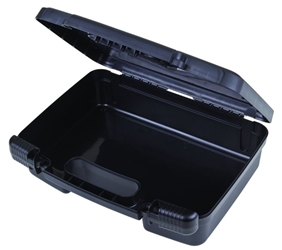 "Merchant 12"" (30.48 cm) merchant,case,plastic packaging,plastic cases, blue diamond, 6777TC, 12"", small case, case, black, firearm case, flashlight case, kit,"