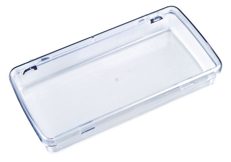 DB216 One-Compartment Box 6732CD, DB216, Diamondback,styrene,plastic box,merchandising,product display,clarity,packaging,merchandising,display,clarity,storage case,compartmented,visibility,case,plastic box,retail merchandising