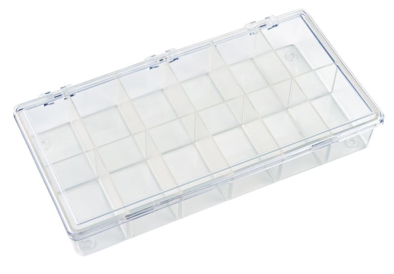 K208 12-Compartment Box