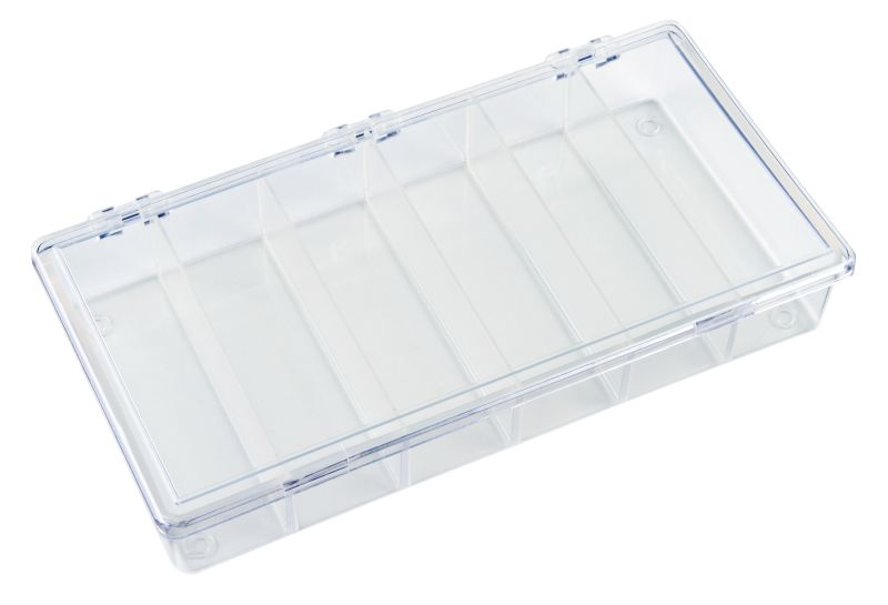 K203 Six-Compartment Box