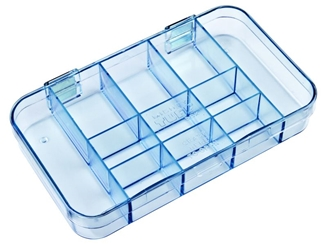 5127CL 11-Compartment Box 5127CL, mighty tuff, compartment box, 6222MT